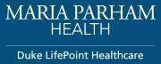 MARIA PARHAM HEALTH - PRESENTING SPONSOR & AWARD SPONSOR FOR THE 2020 ANNUAL BANQUET